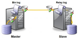 Fig. 1 MySQL per-row replication filtering