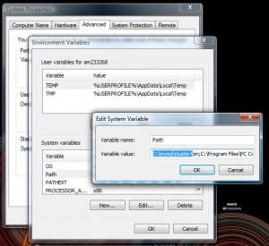 Add MySQL executables to PATH