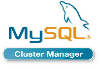MySQL Cluster Manager logo