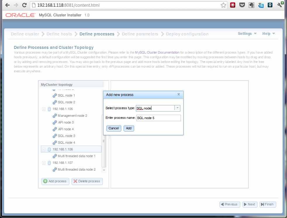 September | 2012 | Andrew Morgan on Databases