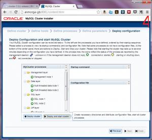 MySQL Cluster Auto-Installer