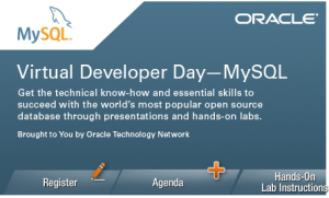 MySQL Virtual Developers Day