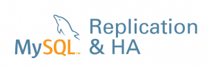 MySQLReplication and High Availability logo